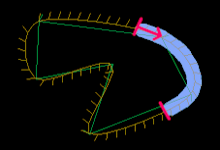 Drawing Smooth Lines With Cocos2d : Bézier curves for your games: a tutorial u2013 dev.mag