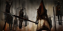 Art of Silent Hill - Silent Hill 07