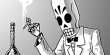 Art of Story - Grim Fandango