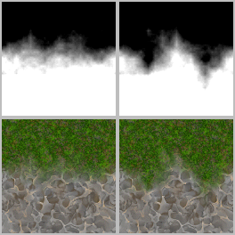 You can use variations in blend masks to get more tiles. As long as the blend tiles are seamless and interchangeable, the resulting tiles will also be seamless.