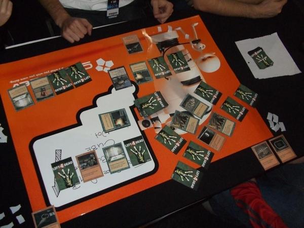 Left 4 Dead Card Game