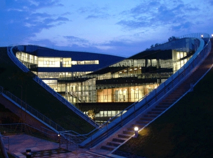 Nanyang Technological University School of Art, Design & Media